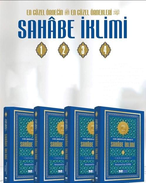 Hayatü's Sahabe (4 Cilt Takım Çanta Boy)