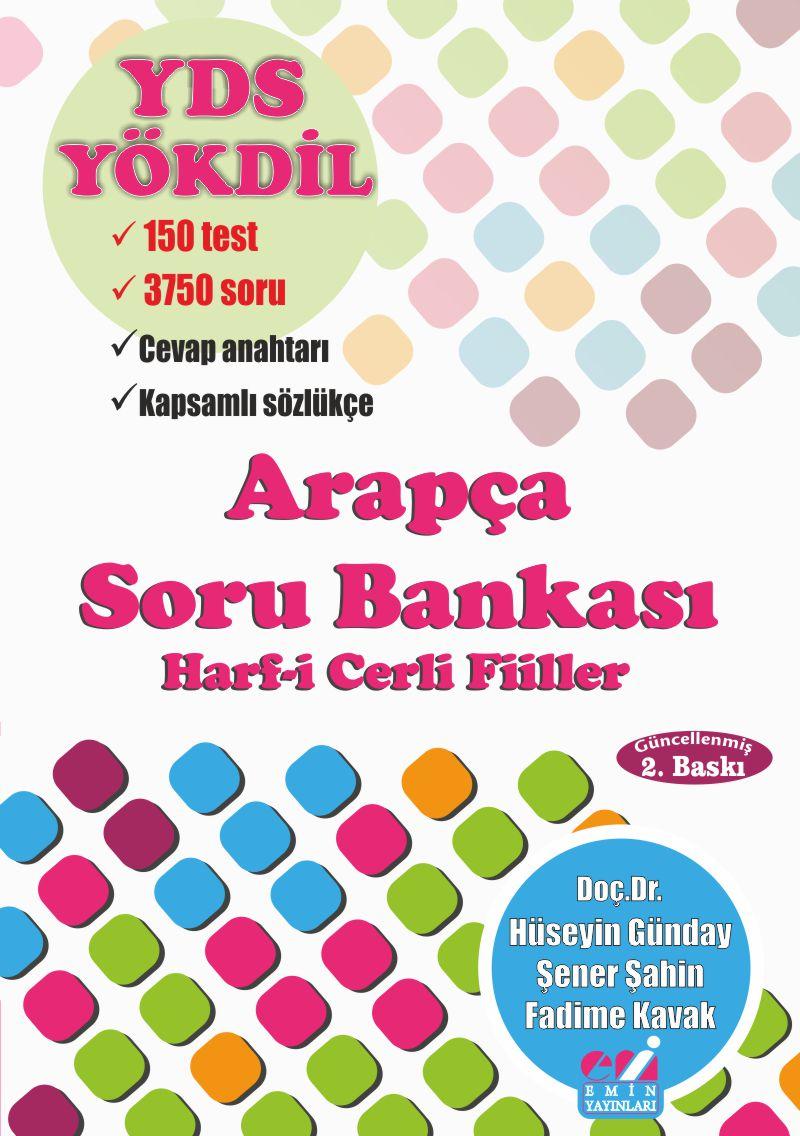 ARAPÇA SORU BANKASI  HARF-İ CERLİ FİİLLER