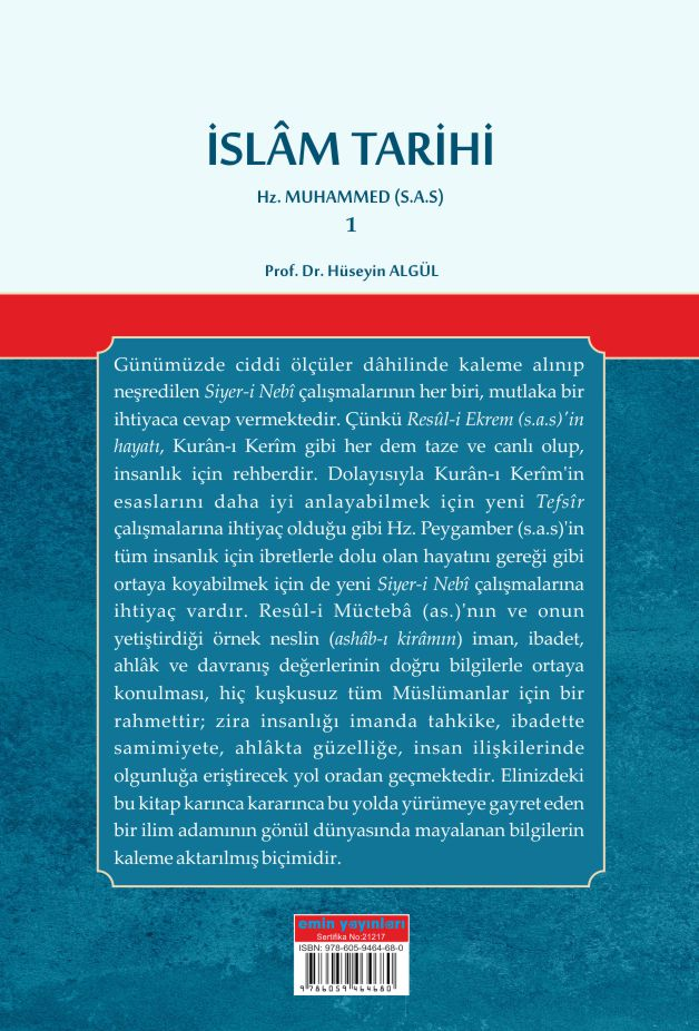 İSLAM TARİHİ-1