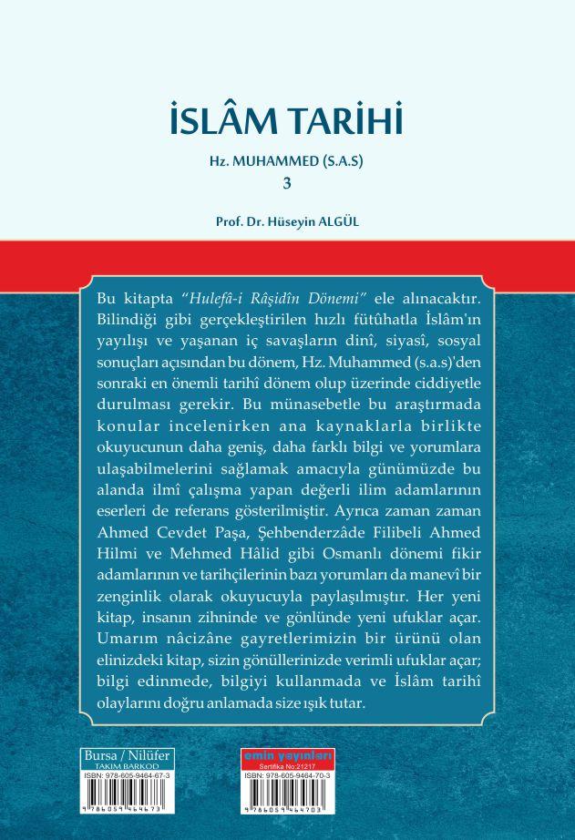 İSLAM TARİHİ-3