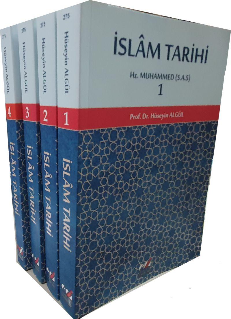 İslam Tarihi (4 Cilt Takım); Hz. Muhammed (S.A.S)